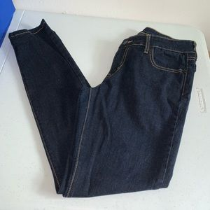 Levi's skinny jeans 13m